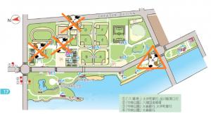 猫 大井ふ頭海浜公園