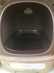 フード付き 猫トイレ