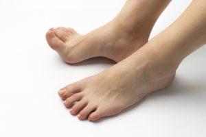 足のニオイ 蚊